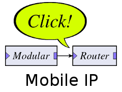 Click Mobile IP